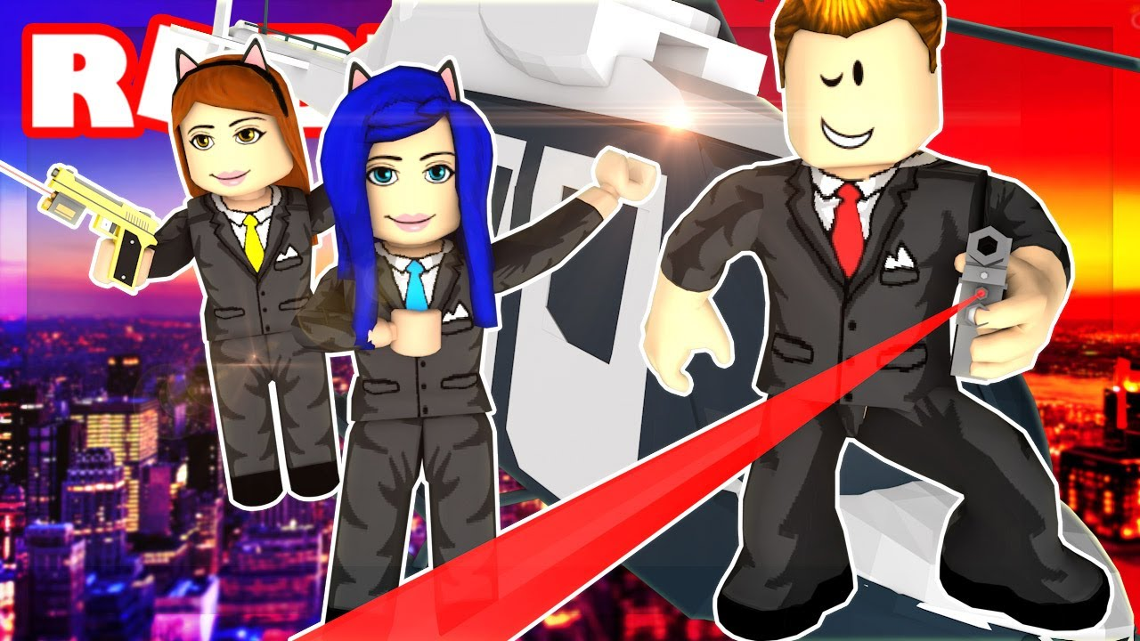 Becoming A Secret Spy In Roblox Don T Touch The Lasers Youtube