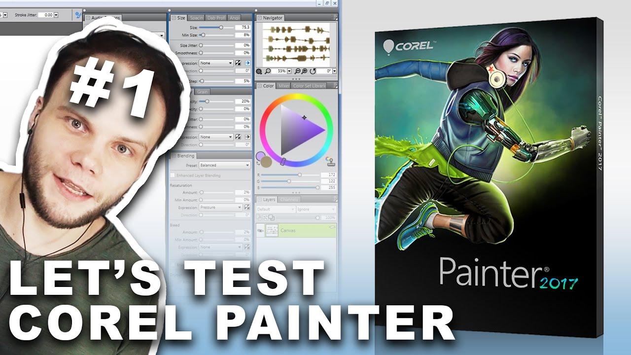 corel painter 11 mega