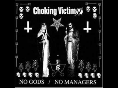 Choking Victim - in my grave