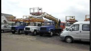 Автомұнара АП-18 - ГАЗ-3309