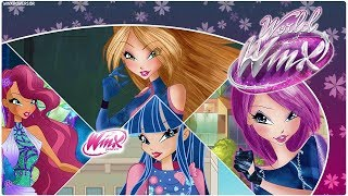 World of Winx all SONGS (CLIPS)