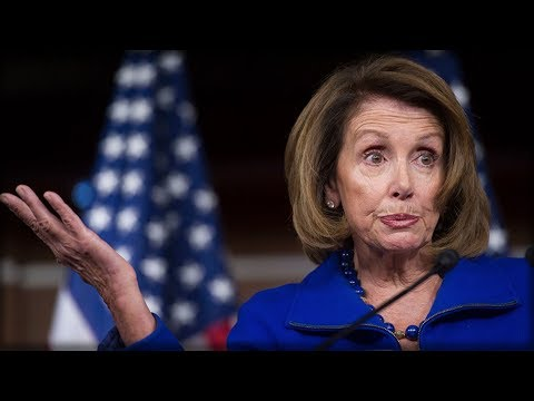HAHA! SHE'S FRIED! WATCH NANCY PELOSI HAVE ANOTHER HORRIFIC MENTAL MELTDOWN IN FRONT OF HUNDREDS