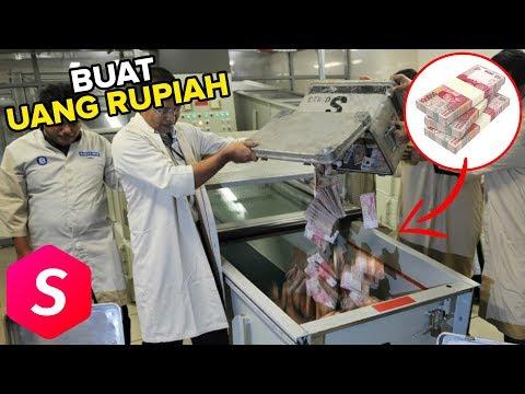 Nggak Cuman Rupiah, Ringgit Malaysia Juga Dibuat Di Indonesia Lho... 😱
