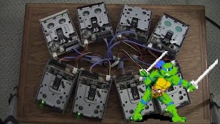 Sewer Surfin' (On Floppy Drives)