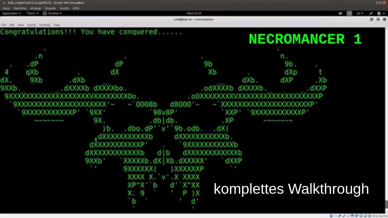 Necromancer Deutsch
