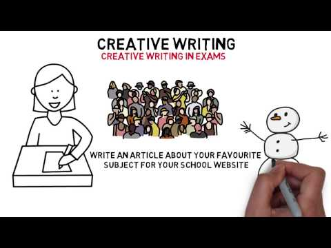 Creative Writing - GCSE English Revision