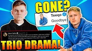 FaZe Teeqo BREAKS SILENCE On SaveTheKids Situation... Tayson NEW TRIO!