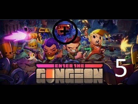 Enter The Gungeon Let's Play ITA 05 - Prima run con il Marine, livello segreto e unlocks vari
