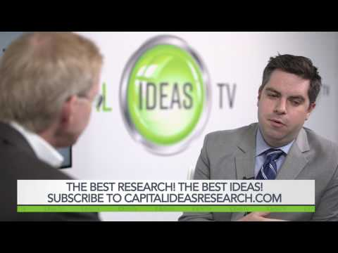 Capital Ideas TV Episode 6: CEOs of Deveron UAS, Globex Mining and EnerSpar Corp.