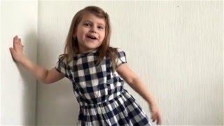 Видео визитка. Рожкова Василиса, 4 года