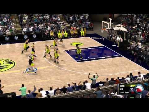 NBA2K11 Custom Games (Odac vs Coast Guard)