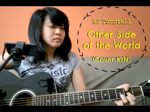 KT Tunstall - Other Side of the World (acoustic cover KYN) + Lyrics + Chords in the description