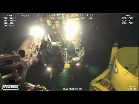 Oceaneering Engineering, Subsea System, Offshore, Oceaneering Company, ROV, Houston