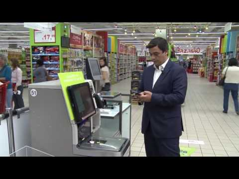 Contactless payment with Seqr at Sonae Group Supermarket