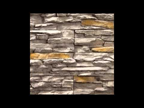 Pierre decorative pierre reconstitu e maroc casablanca youtube - Peinture pour pierre reconstituee ...