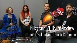 Wowhead Blizzcon 2018 Interview: Ion Hazzikostas & Chris Robinson - Rise of Azshara