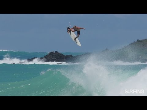 Page One: John Florence | Surfing