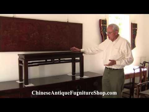 Chinese Antique Benches