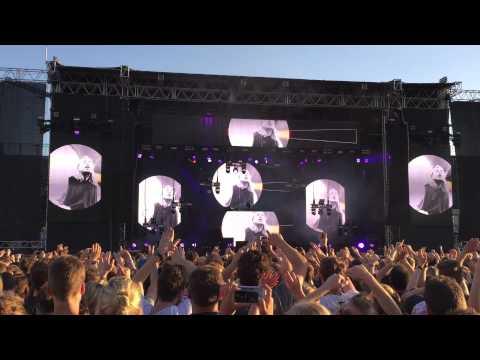 David Guetta - Clap Your Hands (Live Mönchengladbach 27.06.15)