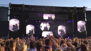 David Guetta - Clap Your Hands (Live Mönchengladbach 27.06.15)