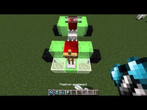 (tuto) comment faire une voiture sur Minecraft . - YouTube