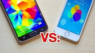 Touch ID iPhone 5S vs. Lettore Impronte Digitali Galaxy S5