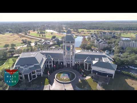 World Golf Village Aerial Video 2018