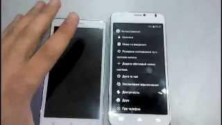 Обзор Lenovo А536  VS  Prestigio MultiPhone 3502