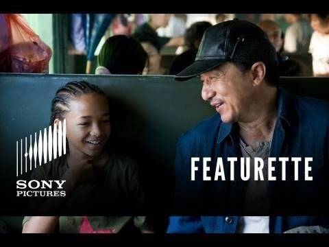 Watch The KARATE KID Featurette - In Theaters 6/11