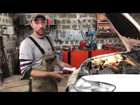 О Расходе масла и ремонт мотора Шкода Октавия 1.6 102л с 2012