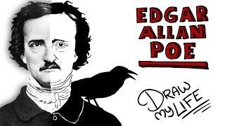 EDGAR ALLAN POE | Draw My Life