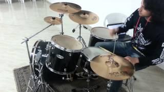 Black Sabbath Medley - Drum Cover HD