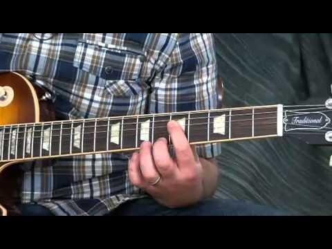 Blues Guitar Lesson: 2 Guitars Bass and Rhythm