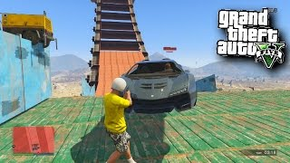GTA 5 Funny Moments #439 with Vikkstar