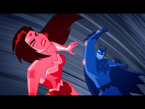 "Justice League Action - ""Play Date"" (clip #2)"