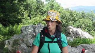 Hiking The Best Part Of The Appalachian Trail