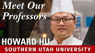 Meet Our Professors: Howard Hu, Hospitality Management