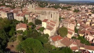Le Patrimoine Vu Du Ciel - La Collégiale Saint-Paul - Hyères