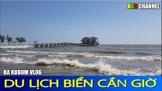 Du lich Biển Cần Giờ   Viet Nam Life and Travel   BKB CHANNEL