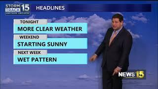 Meteorologist Cory Smith Spring 2021 Reel