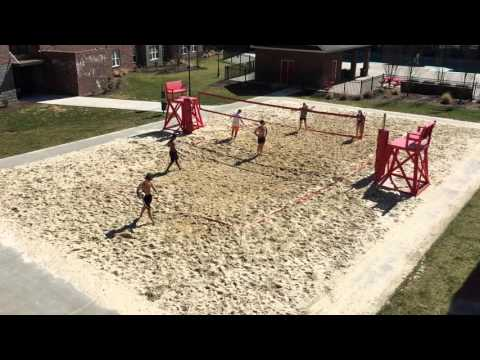 Doubles Sand Volleyball - Wind Advisory #2