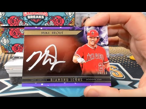 2018-19 8 Box Super High End Baseball Mixer with Double Beef #25