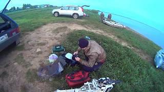 Рыбалка на Рыбинке, лето - 2017