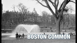 The Boston History Project: Boston Common with Anthony Sammarco