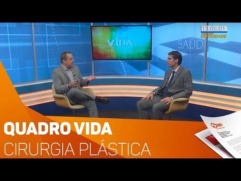 Quadro Vida: Cirurgia plástica - TV SOROCABA/SBT