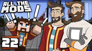 Minecraft All The Mods 22 - Too Many Mods