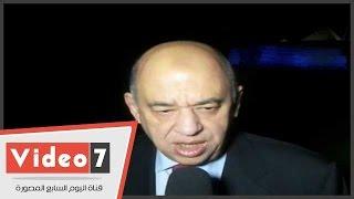 وزير السياحة من سفح الأهرامات: مررنا بسنة صعبة ومتفائلين بالعام الجديد
