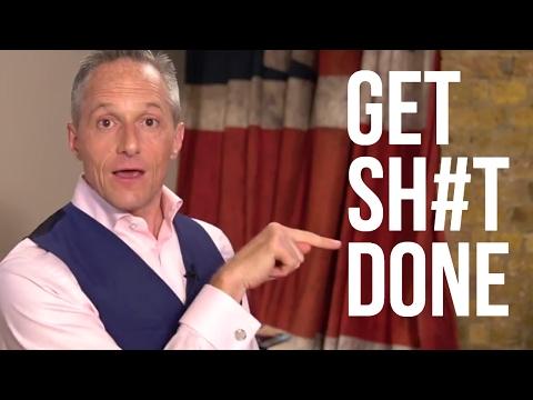 3 Secrets to Getting Sht Done - Webinar  London Real