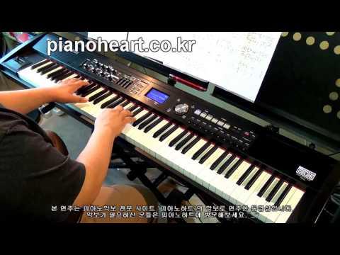 육성재(Yook Sung Jae,BTOB) - Love Song 피아노 연주(후아유,학�)