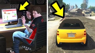 gta 5 where does jimmy drive to